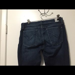 Hudson Krista Skinny Jeans Size 29 x 30.5